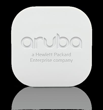 Aruba location services