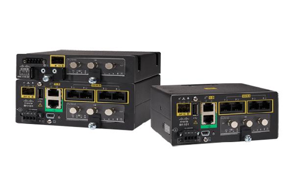Cisco IoT gateways