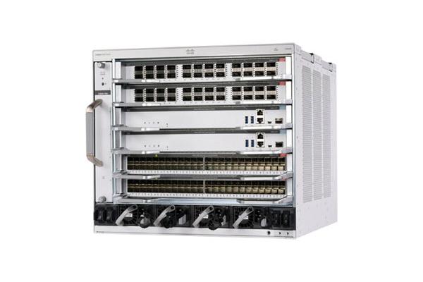 Cisco LAN core and distribution