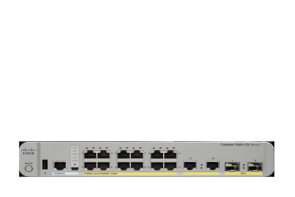 Cisco LAN digital building switches