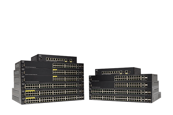 Cisco Small-business switches