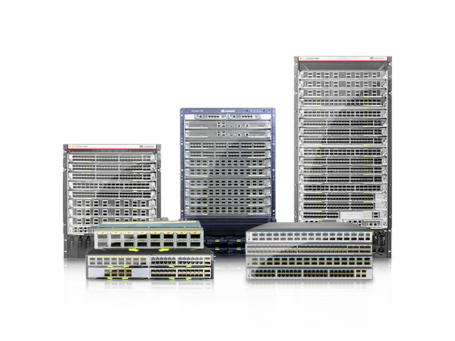 Huawei Data Center Switches