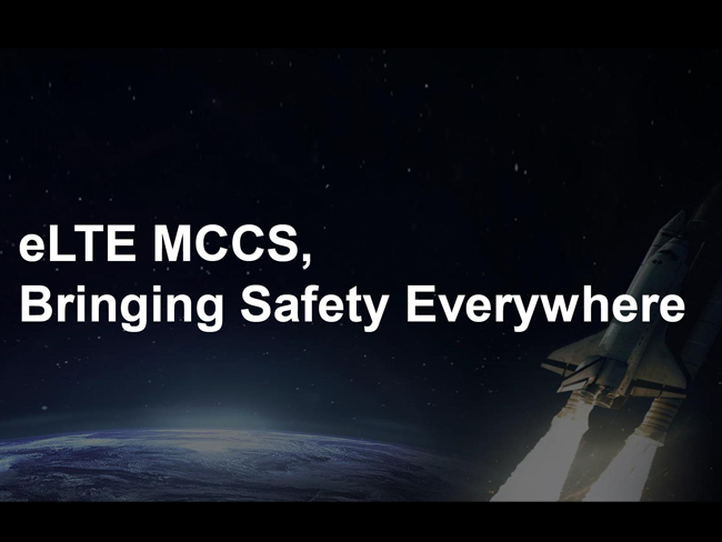 eLTE MCCS Solution