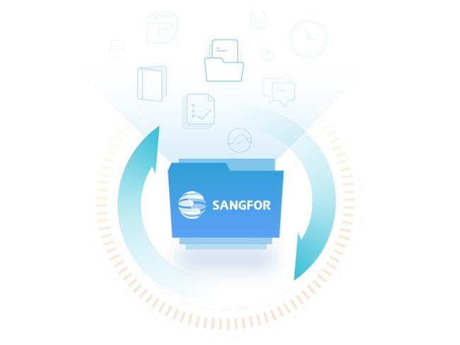 Sangfor WAN Optimization